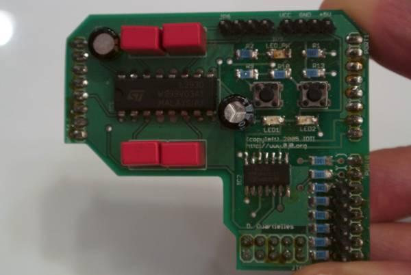 Wiring Motor Controller Plugin