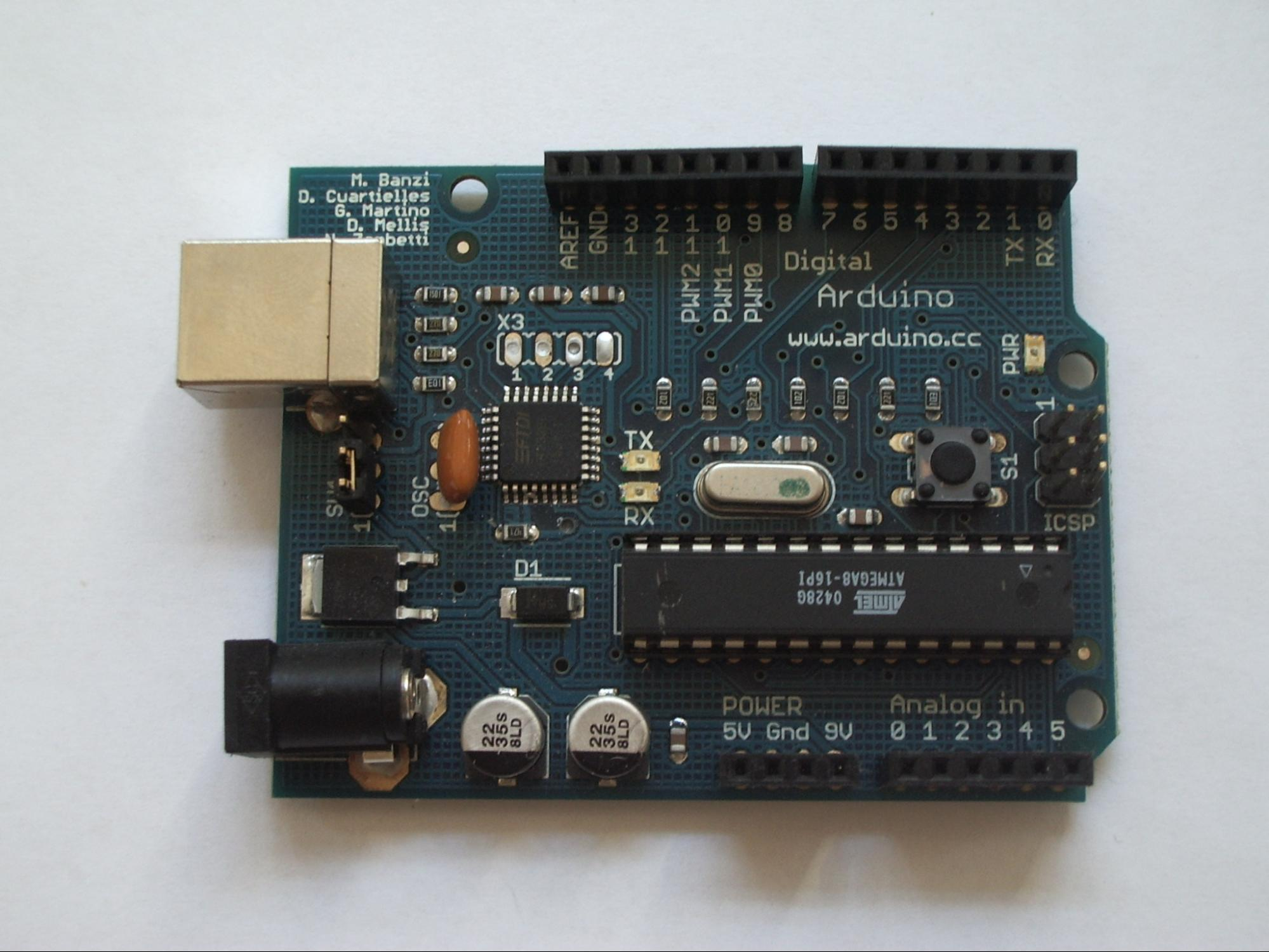 The Untold History Of Arduino Creating A Microcontroller Circuit Board Build Electronic Circuits Extreme V2
