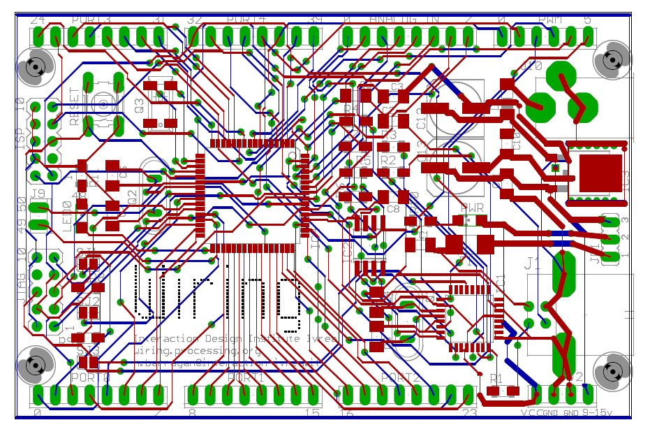 the untold history of arduinowiring board pcb